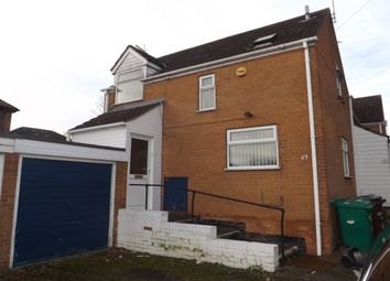 Thumbnail 2 bed semi-detached house for sale in Bar Lane, Nottingham