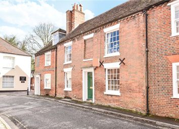 Thumbnail 4 bed terraced house for sale in Colebrook Street, Winchester, Hampshire
