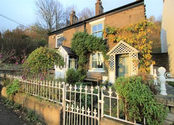 Thumbnail 2 bed semi-detached house for sale in Spinnerbottom, Birch Vale, High Peak