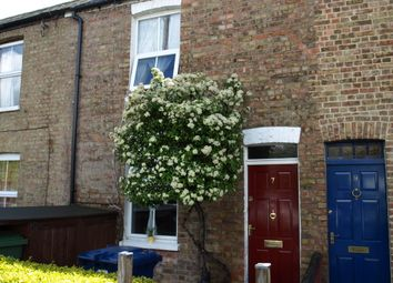 Thumbnail 2 bedroom terraced house to rent in Edgeway Road, Marston, Oxford