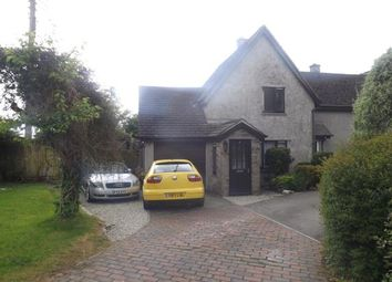 Thumbnail 2 bed semi-detached house for sale in Grenofen, Tavistock