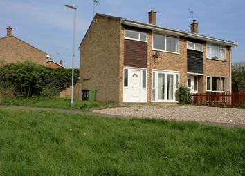Thumbnail 3 bed semi-detached house for sale in Kingfisher Walk, Linton, Cambridge