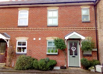 Thumbnail 2 bed terraced house for sale in Phoebe Mews, Nutbourne, Chichester