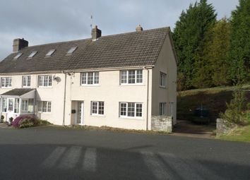 Thumbnail 3 bed semi-detached house to rent in Blaenbrynich, Llanddew, Brecon