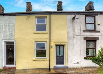 Thumbnail 2 bed terraced house to rent in Hadfield Square, Glossop