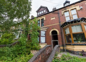 Thumbnail 4 bed terraced house for sale in Abbeyfield Road, Sheffield