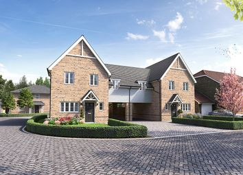 Thumbnail 4 bed link-detached house for sale in Oaklands, Ongar Road, Great Dunmow