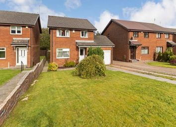 Thumbnail 3 bed detached house for sale in Colintraive Avenue, Hogganfield, Glasgow, Lanarkshire