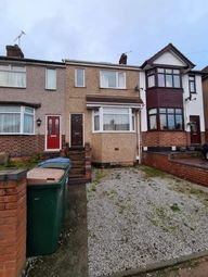 Thumbnail 3 bed terraced house to rent in Thomas Landsdail Street, Coventry
