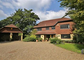 Thumbnail 5 bedroom detached house for sale in Bates Hill, Ightham, Sevenoaks