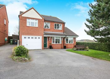 Thumbnail 4 bed detached house for sale in Birchwood Avenue, Dordon, Tamworth