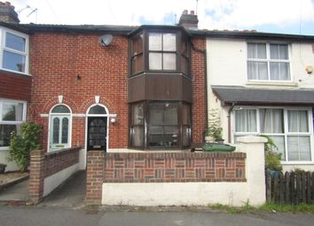 Thumbnail 2 bedroom terraced house for sale in Redhill Road, Rowland's Castle