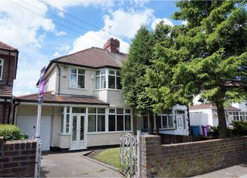 Thumbnail 3 bed semi-detached house for sale in Lance Lane, Liverpool