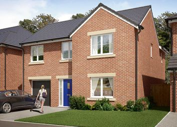"Thumbnail 4 bed detached house for sale in ""The Norbury"" at High Gill Road, Nunthorpe, Middlesbrough"
