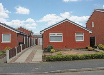 Thumbnail 3 bed detached bungalow for sale in Bond Close, Warrington, Cheshire