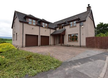 Thumbnail 4 bed detached house for sale in Barreldykes Way, Old Rayne, Insch, Aberdeenshire