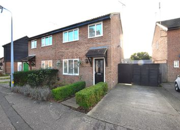 Thumbnail 3 bed semi-detached house for sale in Skiddaw Close, Great Notley, Braintree