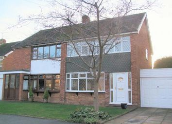 Thumbnail 3 bed semi-detached house to rent in The Leas, Featherstone, Wolverhampton