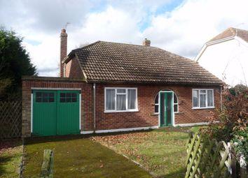 Thumbnail 2 bed detached bungalow to rent in Bredhurst Road, Wigmore, Rainham, Kent