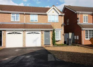 Thumbnail 3 bed property to rent in Crabtree Way, Dunstable