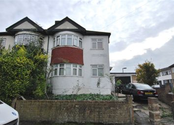 Thumbnail 4 bedroom end terrace house for sale in Penshurst Road, Tottenham, London