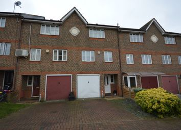 Thumbnail 4 bed terraced house for sale in St. Andrews Close, North Thamesmead, London