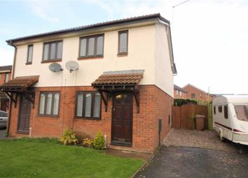 Thumbnail 2 bed semi-detached house to rent in Diamond Avenue, Oswestry