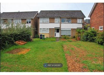 Thumbnail 3 bed semi-detached house to rent in Norton Close, Oxford