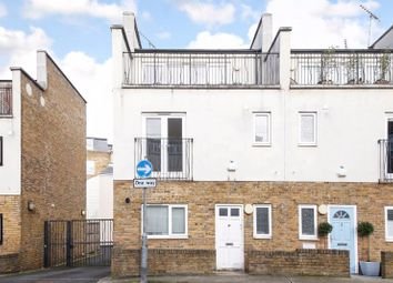 Thumbnail 3 bed mews house for sale in Woodland Grove, London