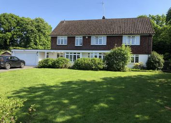 Thumbnail 5 bed detached house for sale in Atwood, Bookham, Leatherhead
