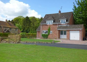 Thumbnail 3 bed detached house for sale in Winterbourne Monkton, Swindon