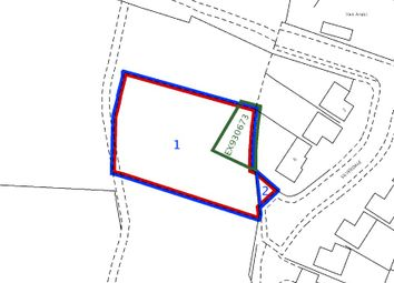 Thumbnail Land for sale in Silverdale, Benfleet, Essex