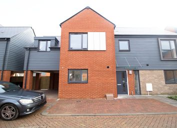Thumbnail 4 bed detached house to rent in Rostrum Close, Ashford
