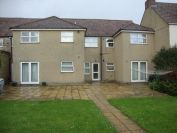 Thumbnail 2 bed flat to rent in 26-30 High Street, Warmley Bristol