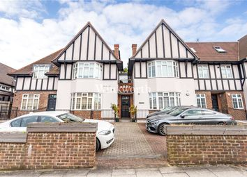 Thumbnail 2 bed flat for sale in Eaton Court, 3 Sinclair Grove, London