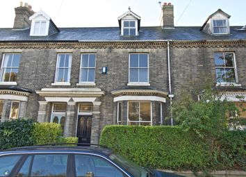 Thumbnail 5 bed terraced house to rent in Clarendon Road, Norwich