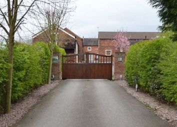 Thumbnail 3 bed detached house to rent in Bradeley Hall Road, Haslington, Crewe