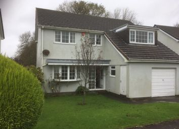 Thumbnail 4 bed detached house to rent in Clover Park, Haverfordwest