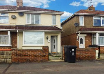 Thumbnail 2 bed semi-detached house to rent in Hughes Street, Swindon, Wiltshire