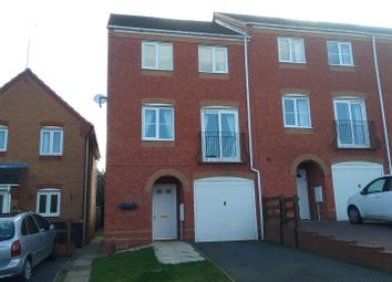 Thumbnail 4 bed terraced house for sale in Cardinals Close, Donnington Wood, Telford