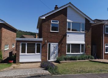 Thumbnail 4 bed detached house to rent in Lyndhurst Road, River, Dover
