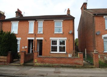 Thumbnail 3 bed semi-detached house for sale in Khartoum Road, Ipswich