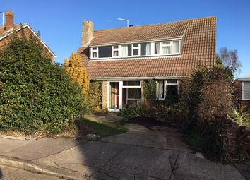 Thumbnail 5 bed detached house for sale in Summerfield Avenue, Whitstable