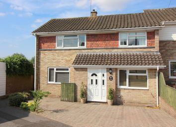 Thumbnail 3 bed semi-detached house to rent in Covey Way, Alresford, Hampshire