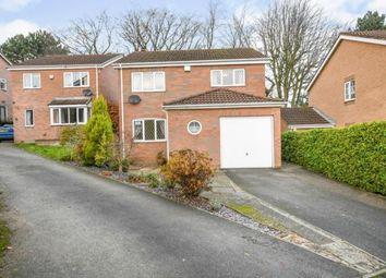 Thumbnail 4 bed detached house for sale in Longedge Grove, Wingerworth, Chesterfield, Derbyshire
