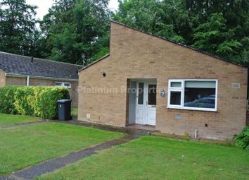 Thumbnail 2 bed bungalow to rent in Teversham Drift, Cherry Hinton, Cambridge