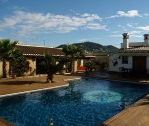 Thumbnail 4 bed villa for sale in Tarruala, Jávea, Alicante, Valencia, Spain