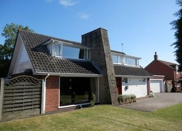 Thumbnail 4 bed detached house to rent in York House, 45 Chestnut Lane, Tamworth