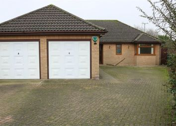 Thumbnail 3 bed detached bungalow for sale in 3 Lonsdale Grove, Bourne, Lincolnshire