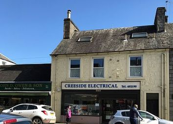 Thumbnail 3 bedroom flat for sale in Victoria Street, Newton Stewart